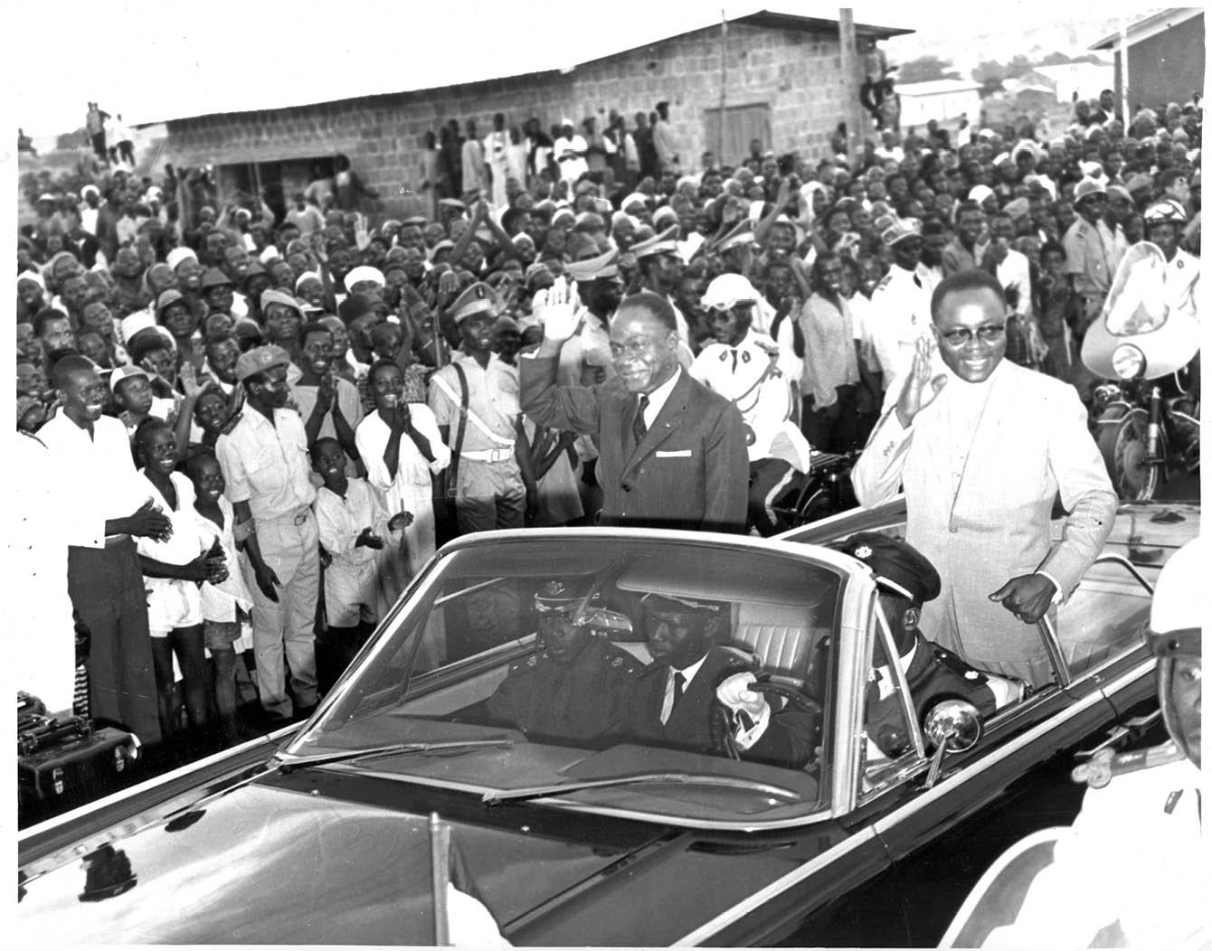 houphouet boigny et la crise ivoirienne
