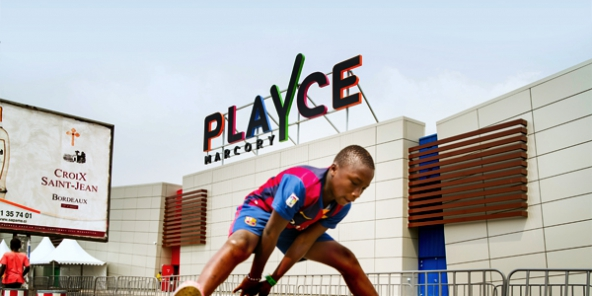 Après ses supermarchés ivoiriens (photo), Carrfour s'installe au Cameroun.