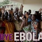 Pour célébrer la fin de l'épidémie meurtrière d'Ebola en Sierra Leone, le pays s'est trouvé un hymne : la chanson « Bye bye Ebola ».