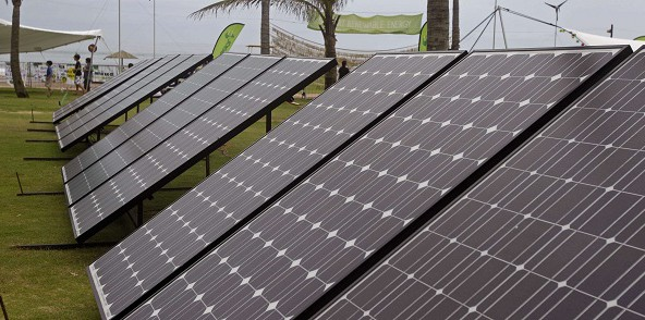 Plusieurs accords ont été conclus par le Cameroun pour développer son offre de production d'électricité de source solaire.