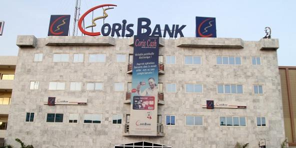 Siège de Coris Bank à Ouagadougou, en novembre 2014.