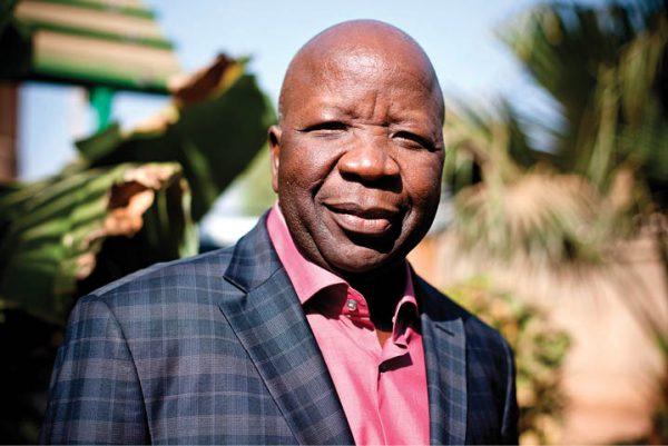 Simon Compaoré, l'ancien maire de Ouagadougou.