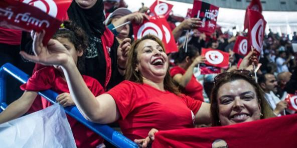 Pour gagner la sympathie des électeurs tunisiens, Nidaa Tounes avait mis en avant l'héritage de Habib Bourguiba et son opposition aux islamistes.