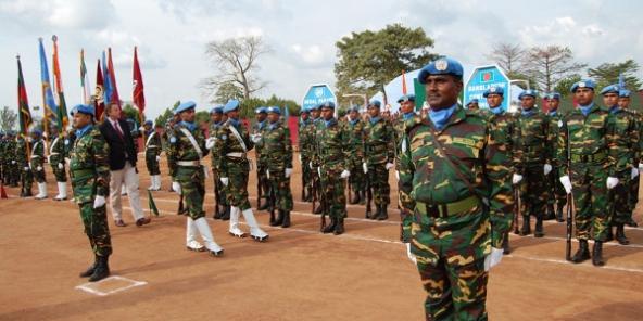 Côte d'Ivoire : l'Onuci va réduire ses effectifs militaires d'ici au 30  mars – Jeune Afrique