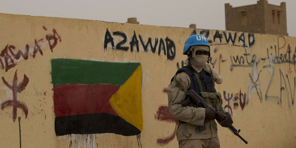 Mali : expulsion du Français Christophe Sivillon, chef du bureau de la Minusma à Kidal