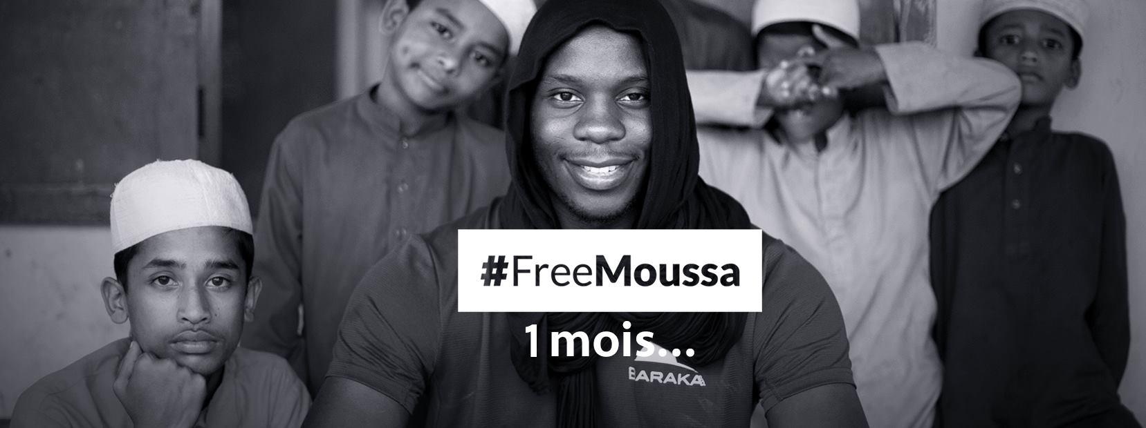 #FreeMoussa : audience cruciale au Bangladesh pour Moussa de BarakaCity