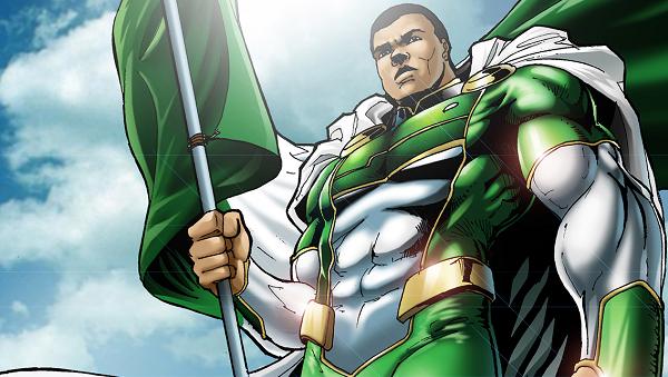 D couvrez en images les nouveaux super h ros africains - Image de super hero ...