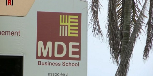 MDE Business School à Abidjan.
