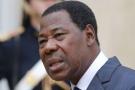 Thomas Boni Yayi, l'ancien président du Bénin.