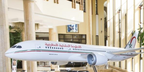 La Royal Air Maroc compte développer ses liaisons sur le continent africain.