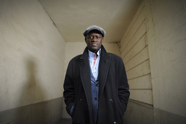L'écrivain Alain Mabanckou.