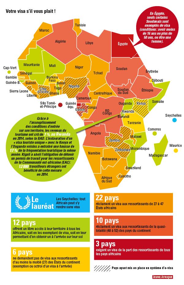 Carte Visa En Afrique Du Sud.Cartes En Matiere De Visas Votre Pays Est Il Plutot