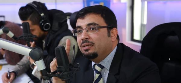 Khaled Chouket, ex-porte-parole du gouvernement tunisien