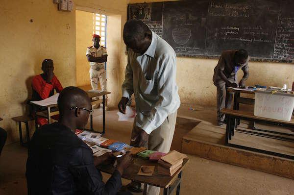 Niger : Gemalto réalisera le premier fichier électoral biométrique du pays
