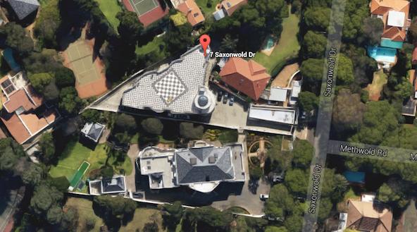 Google Street View (capture écran)