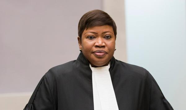Fatou Bensouda, procureure de la CPI, le 21 mars 2016 à La Haye.