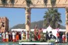 Mariage de Vega Gupta et de Aakash Jahajgarhia, au Sun City's Palace, en Afrique du Sud,  le 2 mai 2013