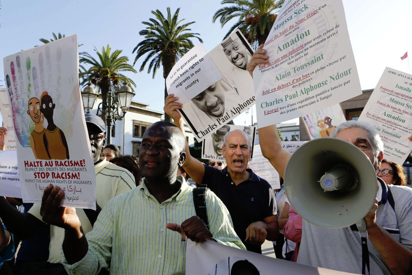Abdeljalil Bounhar/AP/SIPA