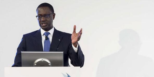 Le Franco-Ivoirien Tidjane Thiam.