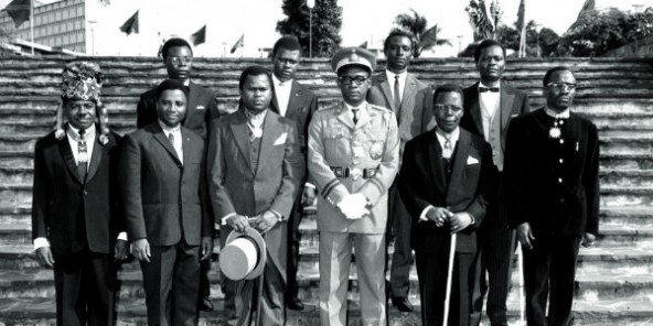 Congo-star Kinshasa/archives J.A.
