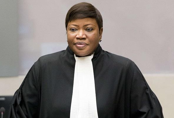 Fatou Bensouda, procureur de la CPI, en mars 2016.