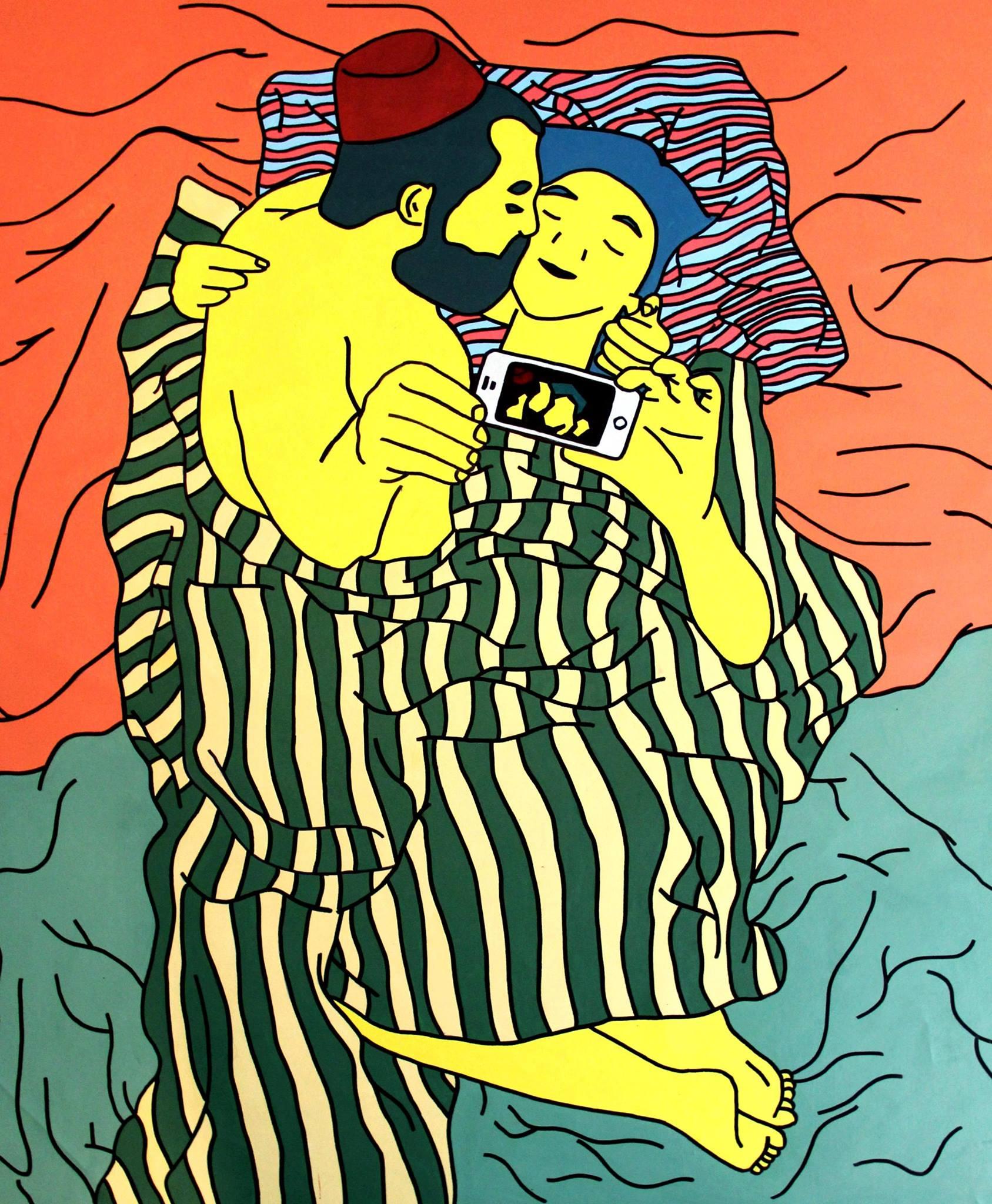 Facebook/L'Homme jaune
