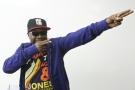 Le chanteur congolais Papa Wemba, décédé sur scène le 24 avril 2016 à Abidjan.