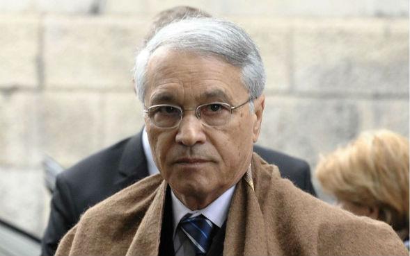L'ancien ministre de l'Énergie algérien, Chakib Khelil.