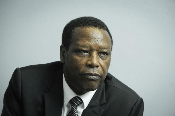 Pierre Buyoya, ancien président de la République du Burundi.