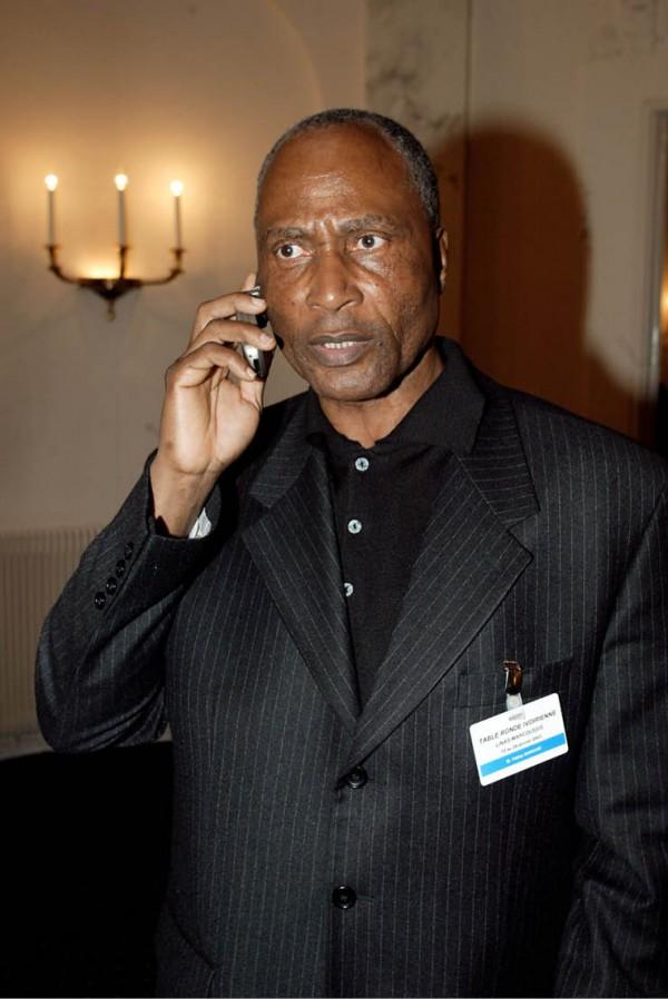 L'actuel ministre des Eaux et Fprêts, Louis-André Dacoury-Tabley, a été numéro deux du FPI avant de rejoindre la rébellion.