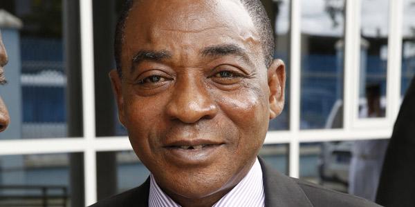 L'ancien ministre des Affaires étrangères Charles Koffi Diby.
