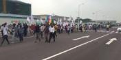 RD Congo : dispersion de la manifestation anti-Kabila à Kinshasa
