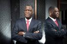 Le Dr Denis Mukwege, lors de son passage à Paris, en mars 2016.