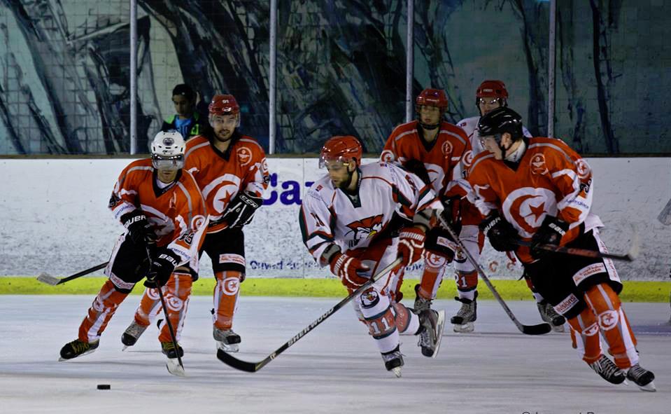 Laurent Boussu/Association tunisienne de hockey sur glace
