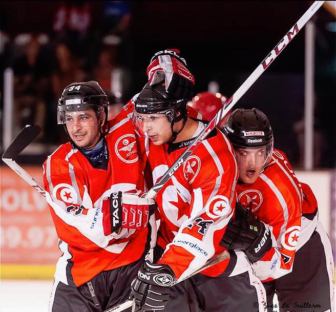 Yves Le Guillerm/Association tunisienne de hockey sur glace