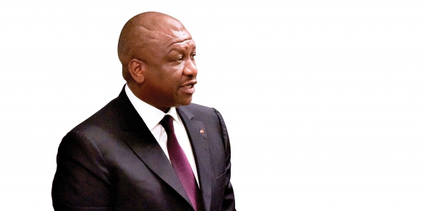 hamed bakayoko ministre dtat ministre de lintrieur et de la scurit issouf sanogo afp