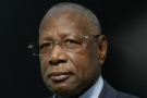 Abdoulaye Bathily, représentant du secrétaire général de l'ONU pour l'Afrique centrale.