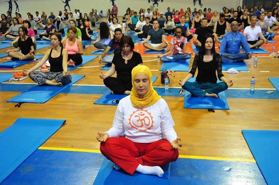 """Facebook/Association """"Yoga pour tous"""""""