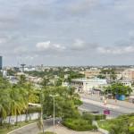 Vue de la ville de Lomé.