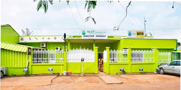 La filiale camerounaise d'Acep International compte 21 000 clients.