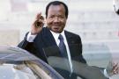 Le président du Cameroun Paul Biya.