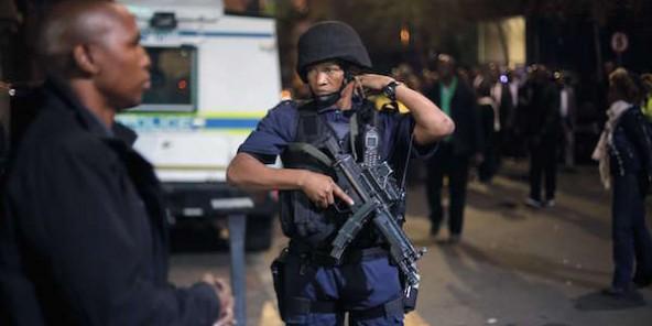 Arrestation de 4 suspects de