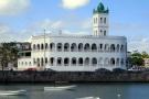 Les Etats membres de la COI ont choisi de mettre le secteur touristique. Ici l'ancienne Mosquée du Vendredi à Grand Comores.
