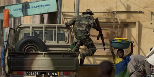 autorités intérimaires mali