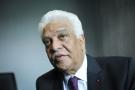 Jean Claude de l'Estrac, secrétaire général de la Commission de l'Océan Indien, Paris le 19 mai 2014.