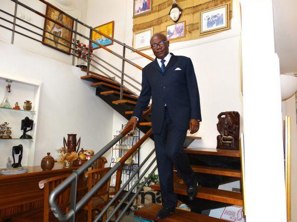 Franck Charly Mandoukou