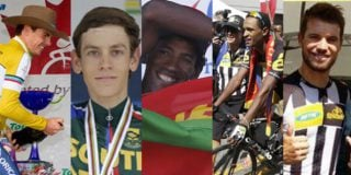 Daryl Impey, Louis Meintjes, Daniel Teklehaimanot, Natnael Berhane, Reinardt Janse van Rensburg, coureurs africains du Tour de France 2016.