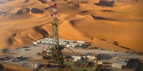En avril 2015, Engie a découvert un gisement de gaz naturel dans le bassin d'Illizi, au sud-est de l'Algérie.