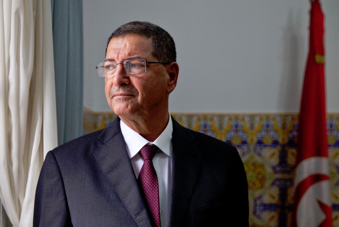 Habib Essid, ex-Premier ministre tunisien, nommé conseiller à la présidence en août 2018.