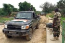 L'armée nigérienne est chargée de sécuriser la frontière avec le Nigeria.